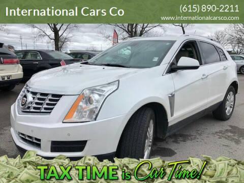 2016 Cadillac SRX for sale at International Cars Co in Murfreesboro TN