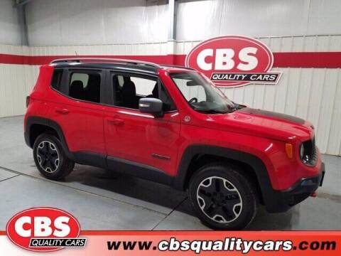 2015 Jeep Renegade for sale at CBS Quality Cars in Durham NC