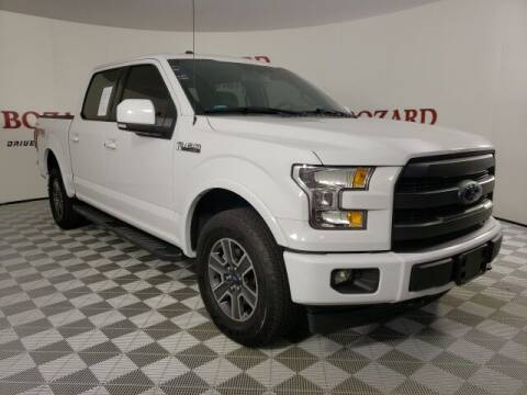 2017 Ford F-150 for sale at BOZARD FORD in Saint Augustine FL