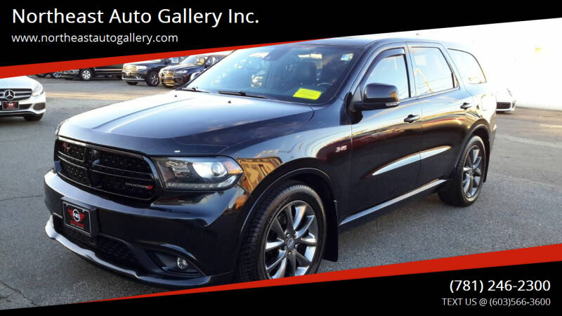 2015 Dodge Durango for sale at Northeast Auto Gallery Inc. in Wakefield Ma MA