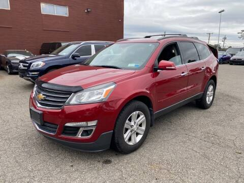 2013 Chevrolet Traverse for sale at JMAC IMPORT AND EXPORT STORAGE WAREHOUSE in Bloomfield NJ