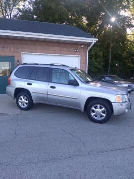 2007 GMC Envoy for sale at Auto Solutions of Rockford in Rockford IL