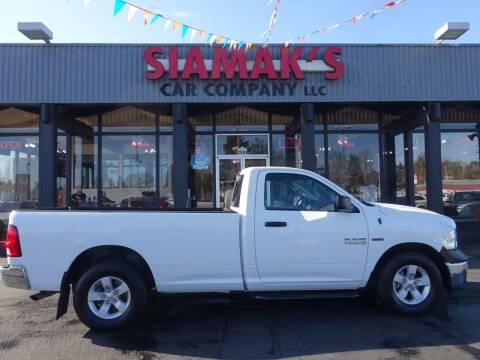 2017 RAM Ram Pickup 1500 for sale at Siamak's Car Company llc in Salem OR