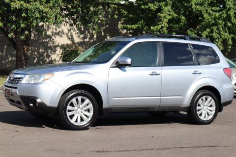2013 Subaru Forester for sale at Beaverton Auto Wholesale LLC in Aloha OR