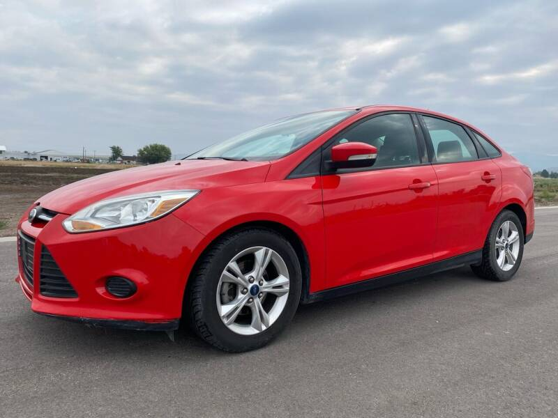 2013 Ford Focus for sale at Motor Jungle in Preston ID