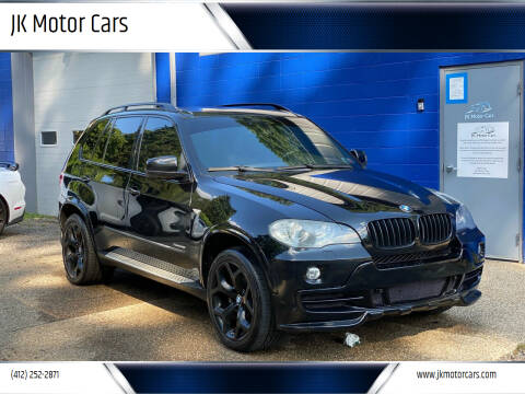 2010 BMW X5 for sale at JK Motor Cars in Pittsburgh PA