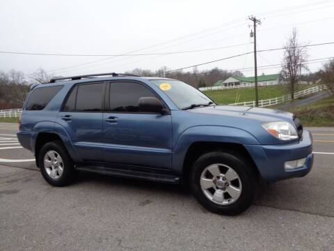 2004 Toyota 4Runner for sale at Car Depot Auto Sales Inc in Seymour TN