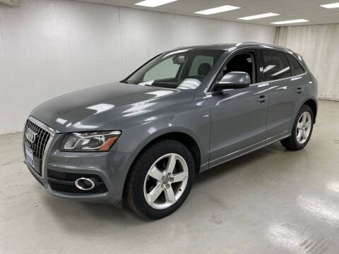 2012 Audi Q5 for sale at Kerns Ford Lincoln in Celina OH