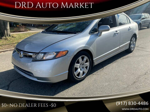 2007 Honda Civic for sale at DRD Auto Market in Flushing NY