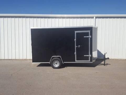 2020 SALVATION 6X12 Cargo Trailet for sale at Longhorn Motors in Belton TX