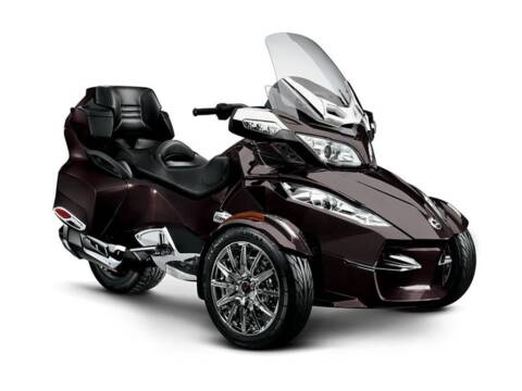 2013 Can-Am Spyder® RT Limited SE5 for sale at Head Motor Company - Head Indian Motorcycle in Columbia MO