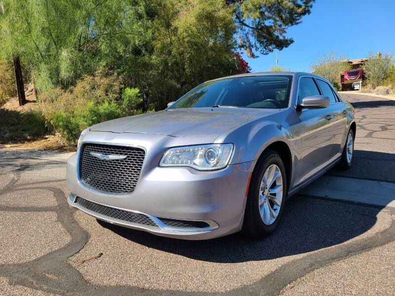 2015 Chrysler 300 for sale at BUY RIGHT AUTO SALES in Phoenix AZ