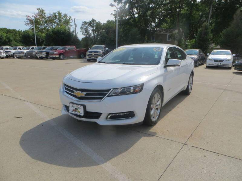 2018 Chevrolet Impala for sale at Aztec Motors in Des Moines IA