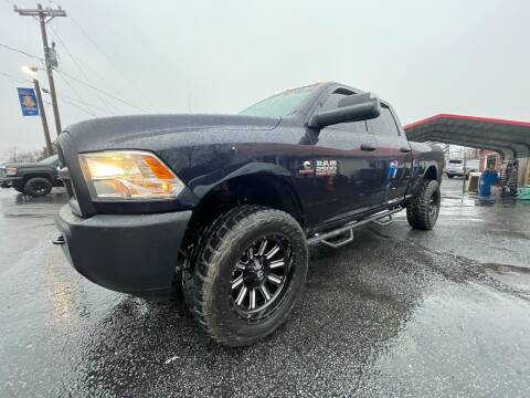 2016 RAM Ram Pickup 2500 for sale at Priority One Auto Sales in Stokesdale NC