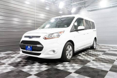 2017 Ford Transit Connect Wagon for sale at TRUST AUTO in Sykesville MD