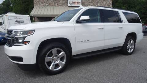 2015 Chevrolet Suburban for sale at Driven Pre-Owned in Lenoir NC