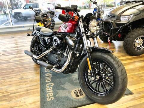 2016 Harley-Davidson XL 1200C Sportster for sale at Richardson Sales & Service in Highland IN