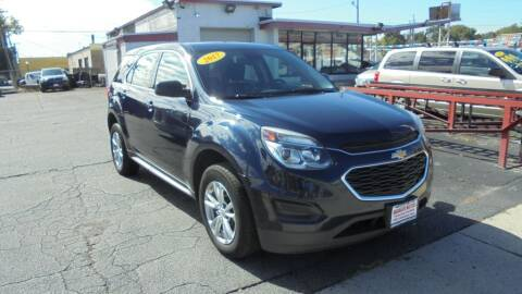 2017 Chevrolet Equinox for sale at Absolute Motors 2 in Hammond IN