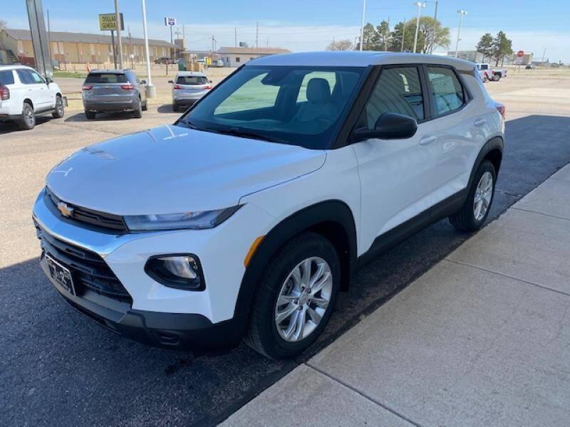 2021 Chevrolet TrailBlazer for sale in Oakley, KS