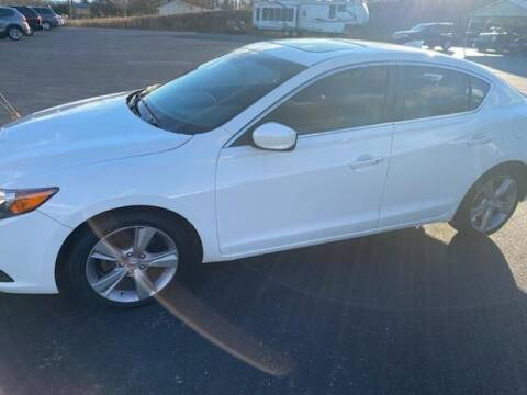 2014 Acura ILX for sale at Elite Auto Brokers in Lenoir NC