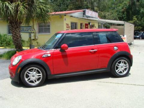 2010 MINI Cooper for sale at VANS CARS AND TRUCKS in Brooksville FL