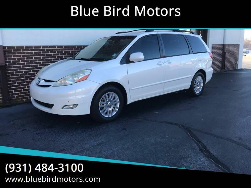 2009 Toyota Sienna for sale at Blue Bird Motors in Crossville TN
