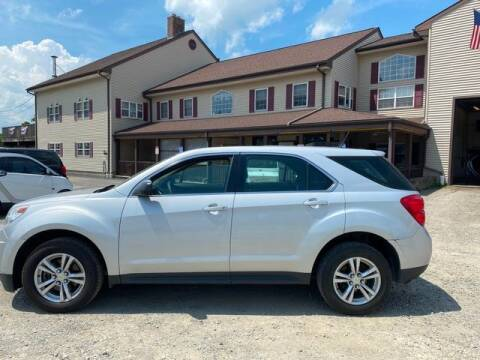 2013 Chevrolet Equinox for sale at Upstate Auto Sales Inc. in Pittstown NY