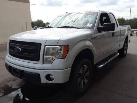2013 Ford F-150 for sale at Auto Haus Imports in Grand Prairie TX