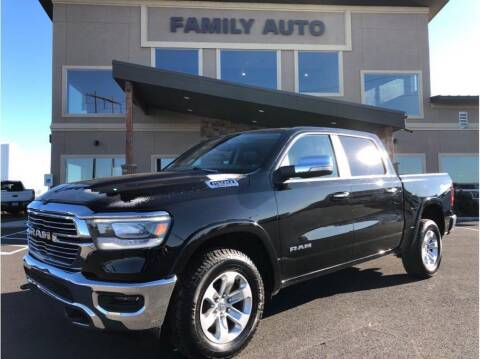2019 RAM Ram Pickup 1500 for sale at Moses Lake Family Auto Center in Moses Lake WA