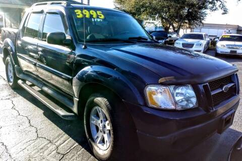 2005 Ford Explorer Sport Trac for sale at Celebrity Auto Sales in Port Saint Lucie FL