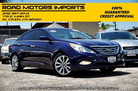 2012 Hyundai Sonata for sale at Road Motors Imports in El Cajon CA