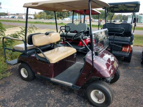 2002 Ezgo Txt for sale at Paulson Auto Sales in Chippewa Falls WI