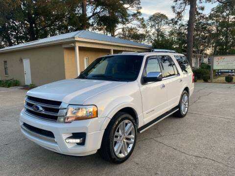 2017 Ford Expedition for sale at Asap Motors Inc in Fort Walton Beach FL
