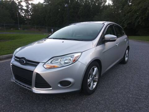 2014 Ford Focus for sale at Final Auto in Alpharetta GA