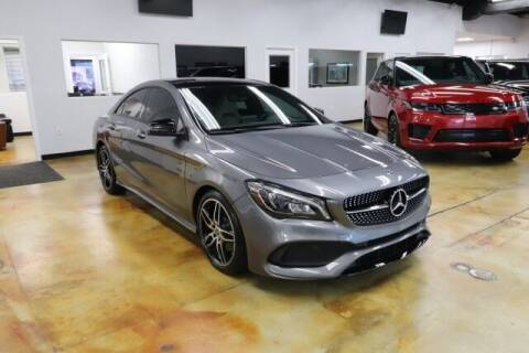 2018 Mercedes-Benz CLA for sale at RPT SALES & LEASING in Orlando FL