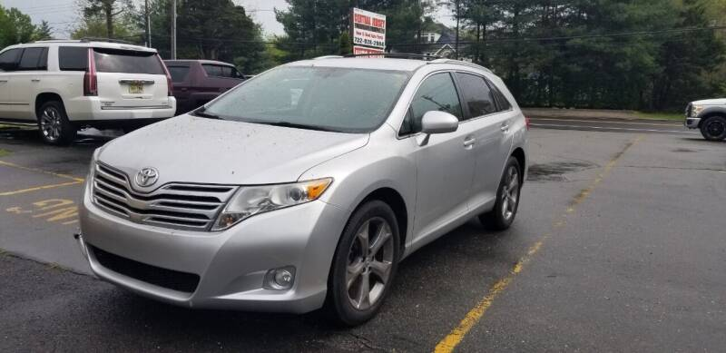 2010 Toyota Venza for sale at Central Jersey Auto Trading in Jackson NJ