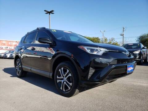 2018 Toyota RAV4 for sale at All Star Mitsubishi in Corpus Christi TX