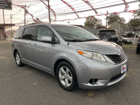 2011 Toyota Sienna for sale at Car Complex in Linden NJ