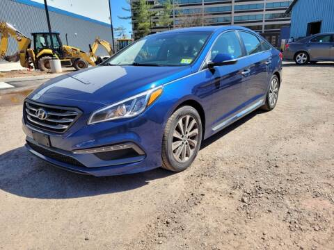 2016 Hyundai Sonata for sale at Millennium Auto Group in Lodi NJ