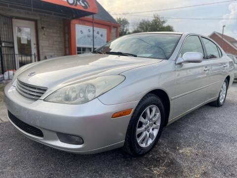 2003 Lexus ES 300 for sale at 5 STAR MOTORS 1 & 2 in Louisville KY