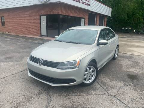 2011 Volkswagen Jetta for sale at GMA Automotive Wholesale in Toledo OH