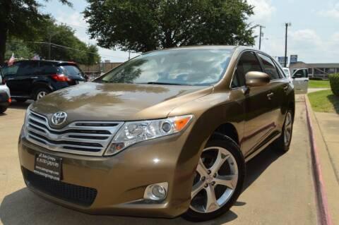 2009 Toyota Venza for sale at E-Auto Groups in Dallas TX