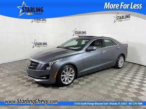 2018 Cadillac ATS for sale at Pedro @ Starling Chevrolet in Orlando FL