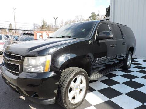 2008 Chevrolet Suburban for sale at C & C Motor Co. in Knoxville TN