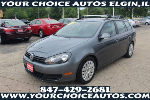 2013 Volkswagen Jetta for sale at Your Choice Autos - Elgin in Elgin IL