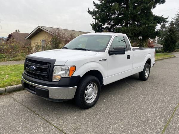 2013 Ford F-150 for sale at Washington Auto Loan House in Seattle WA
