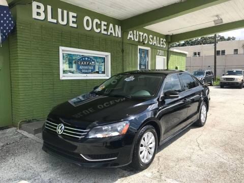 2013 Volkswagen Passat for sale at Blue Ocean Auto Sales LLC in Tampa FL