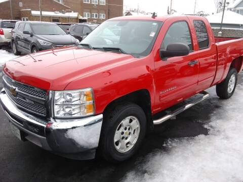 2012 Chevrolet Silverado 1500 for sale at Village Auto Outlet in Milan IL