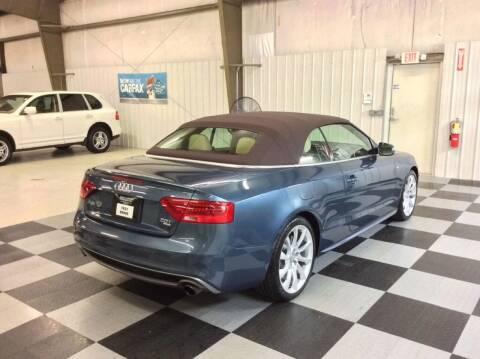 2015 Audi A5 for sale at Georgia Certified Motors in Stockbridge GA