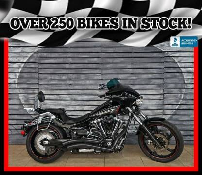 2015 Yamaha Raider for sale at Motomaxcycles.com in Mesa AZ